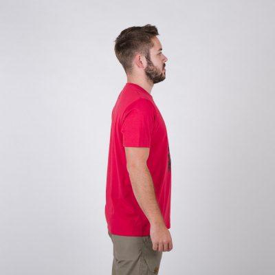 TR-3545OR Pánske tričko s prírodným motívom KARTER 23