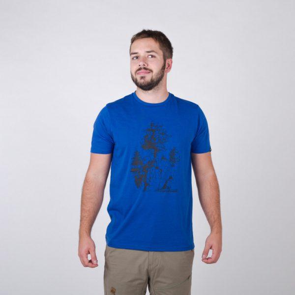 TR-3545OR Pánske tričko s prírodným motívom KARTER 14