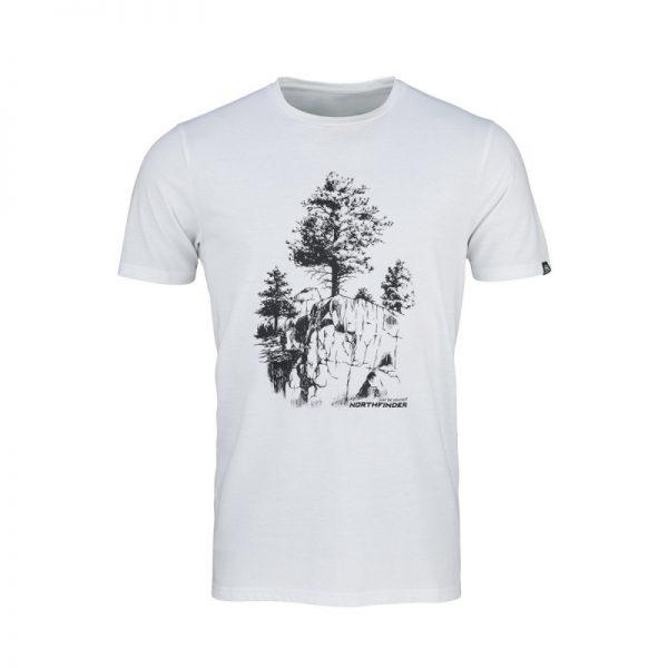 TR-3545OR Pánske tričko s prírodným motívom KARTER 15