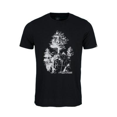TR-3545OR Pánske tričko s prírodným motívom KARTER 38