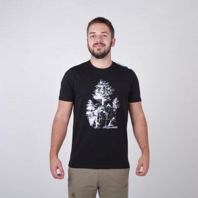 TR-3545OR Pánske tričko s prírodným motívom KARTER 40