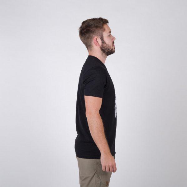 TR-3545OR Pánske tričko s prírodným motívom KARTER 22