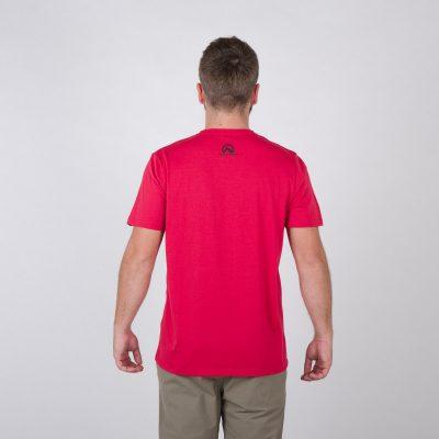 TR-3545OR Pánske tričko s prírodným motívom KARTER 25