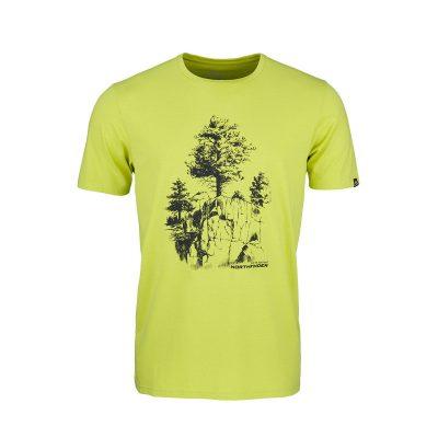 TR-3545OR Pánske tričko s prírodným motívom KARTER 26