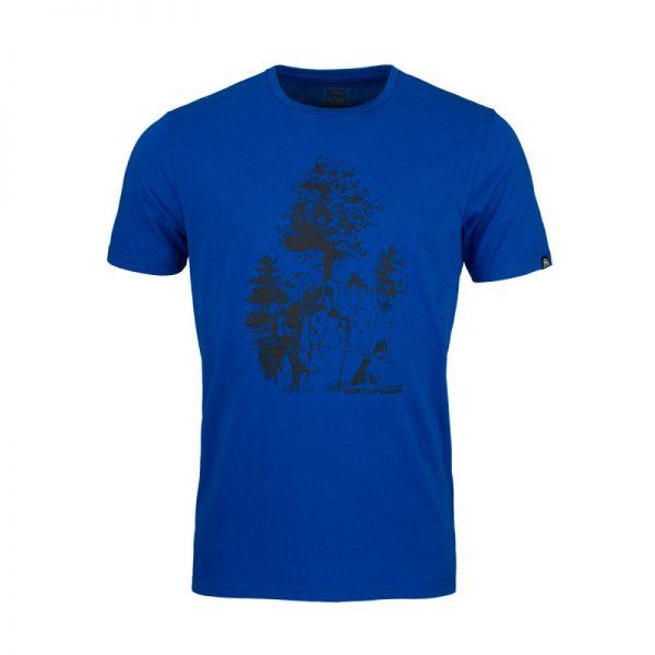 TR-3545OR Pánske tričko s prírodným motívom KARTER 11