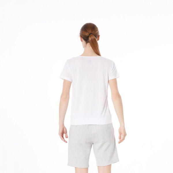 TR-4492OR dámske tričko bavlnené floral ANTINGONA 5