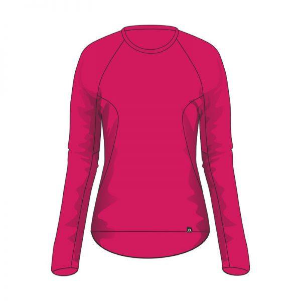 TR-4522OR dámske tričko základná vrstva s tepeľnou funkciou SAPERIA 4