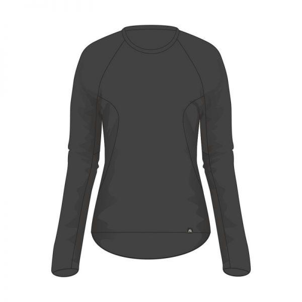 TR-4522OR dámske tričko základná vrstva s tepeľnou funkciou SAPERIA 5