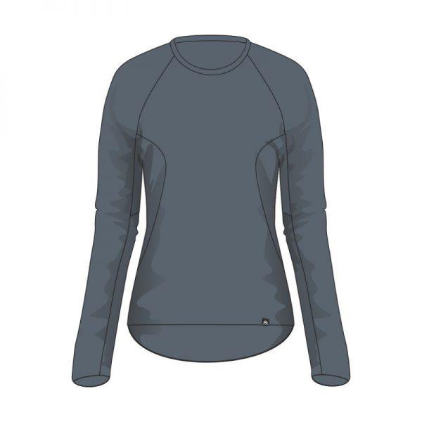 TR-4522OR dámske tričko základná vrstva s tepeľnou funkciou SAPERIA 3