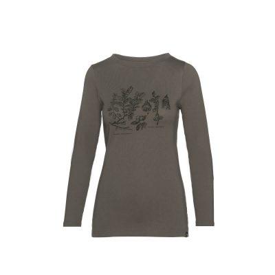 TR-4526OR dámske tričko bavlna s potlačou RODZESA 6