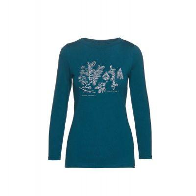 TR-4526OR dámske tričko bavlna s potlačou RODZESA 7