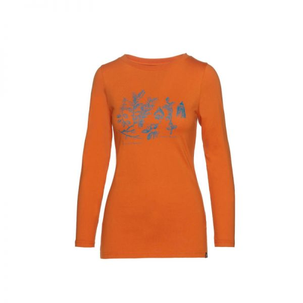 TR-4526OR dámske tričko bavlna s potlačou RODZESA 3