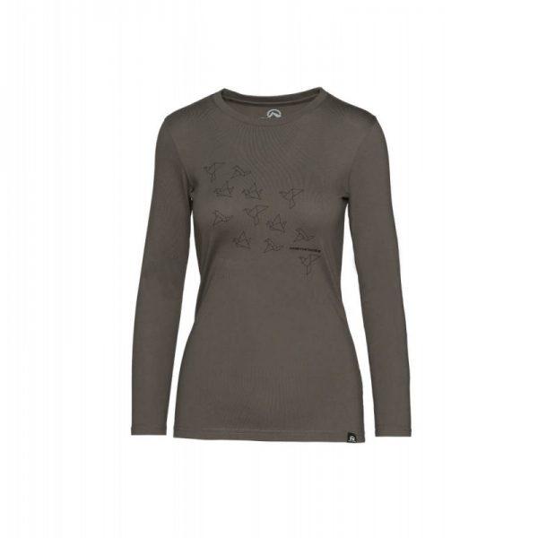 TR-4535SP dámske tričko bavlna s potlačou SEWIRA 5