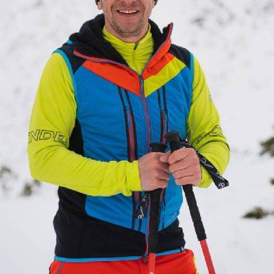 VE-3280SKP pánska vesta ski-turingová thermal Polartec Alpha direct 2,5L VHAN 14