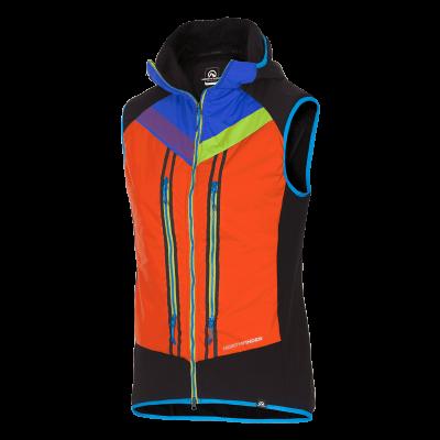 VE-3280SKP pánska vesta ski-turingová thermal Polartec Alpha direct 2,5L VHAN 18