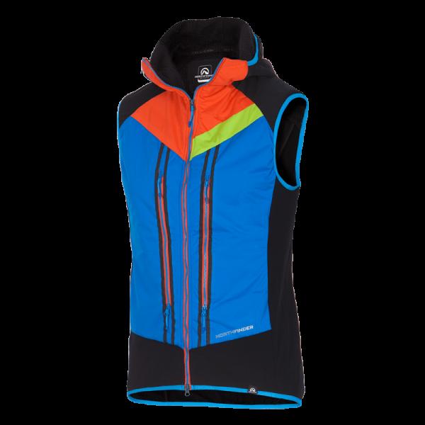 VE-3280SKP pánska vesta ski-turingová thermal Polartec Alpha direct 2,5L VHAN 12